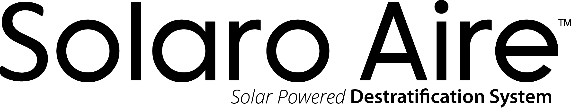 Solaro Air, Solar Powered, Destratification System. The Solaro Energy Destratification system will help destratify the air of your home or warehouse.