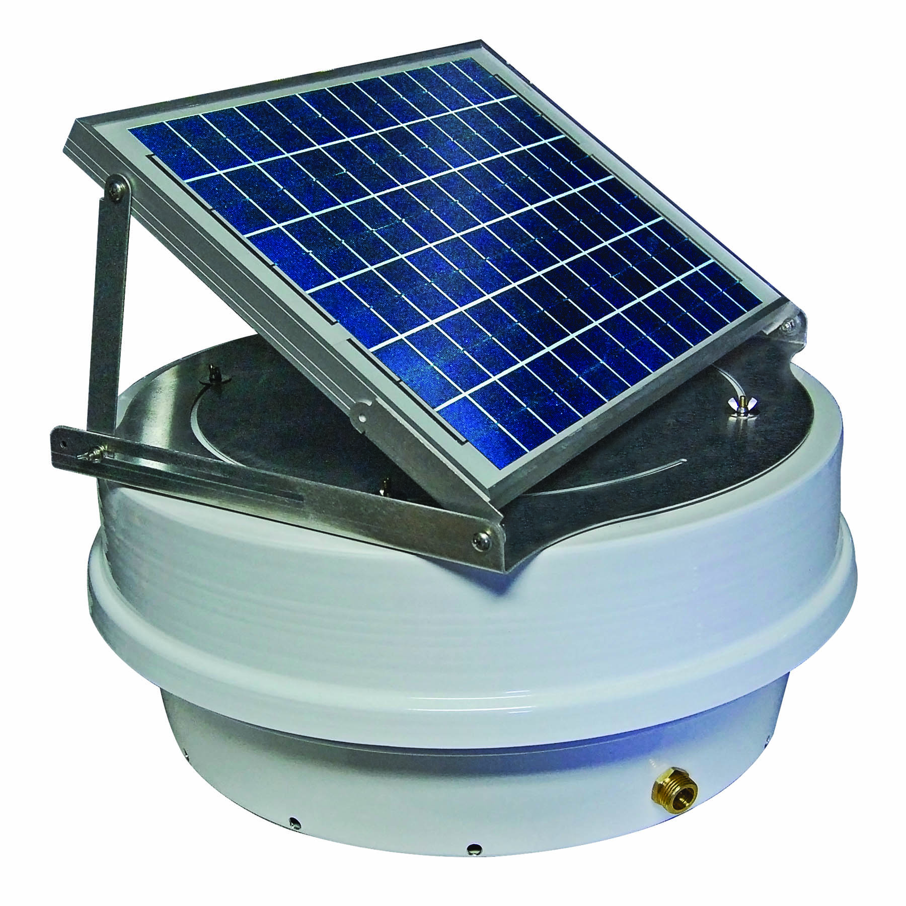 Solar Lights Roof: American Made Solar Powered Attic Fans & Solar Lighting