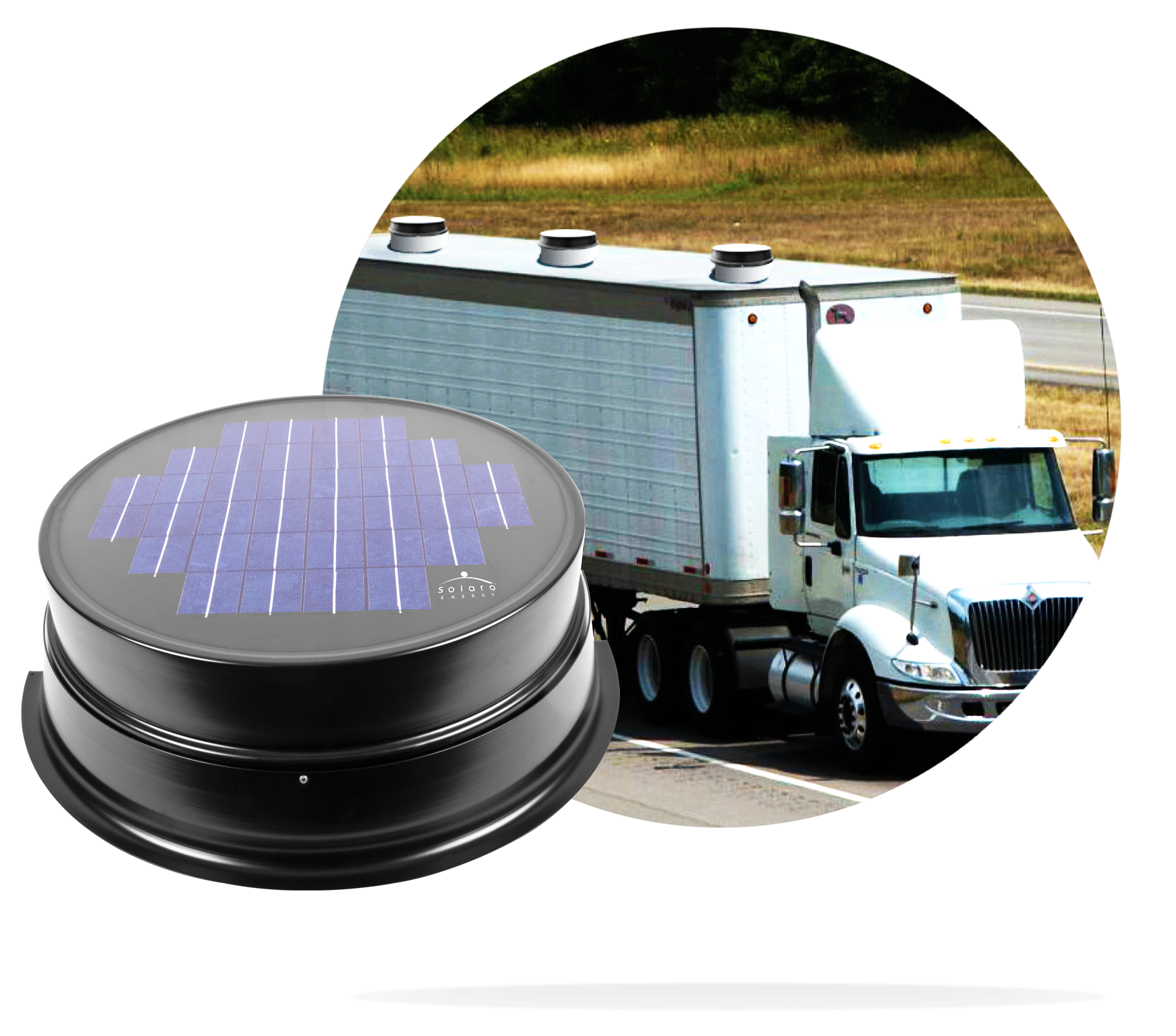 Regulate the temperature of trailers with the Delivery Truck Ventilation System.